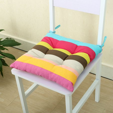 Piccocasa Canvas Cover Polyester Indoor Outdoor Chair Pads Cushions