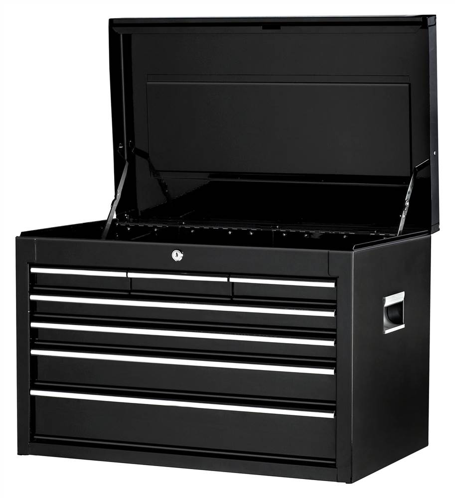 7-Drawer Steel Professional Tool Chest w Theft Proof Lock