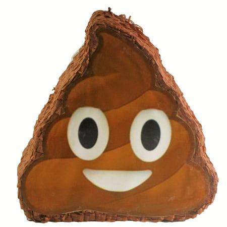 Pile of Poo Emoji Icon Pinata](World Of Pinatas)
