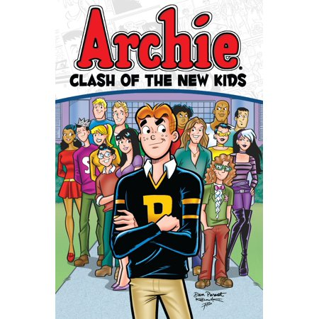 Archie: Clash of the New Kids - eBook