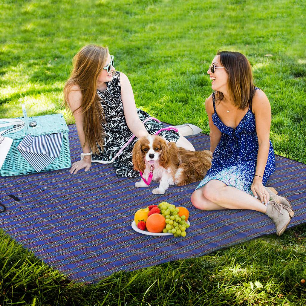 Waterproof Extra Large Picnic Blanket Sand Beach Mat Pad Rug Outdoor Home Garden