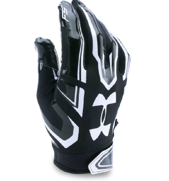 Under Armour F5 Youth Football Gloves ( 1271185 )