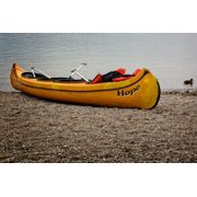 LAMINATED POSTER Bank Paddle Canoeing Embankment Beach Boot Poster Print 24 x 36 by