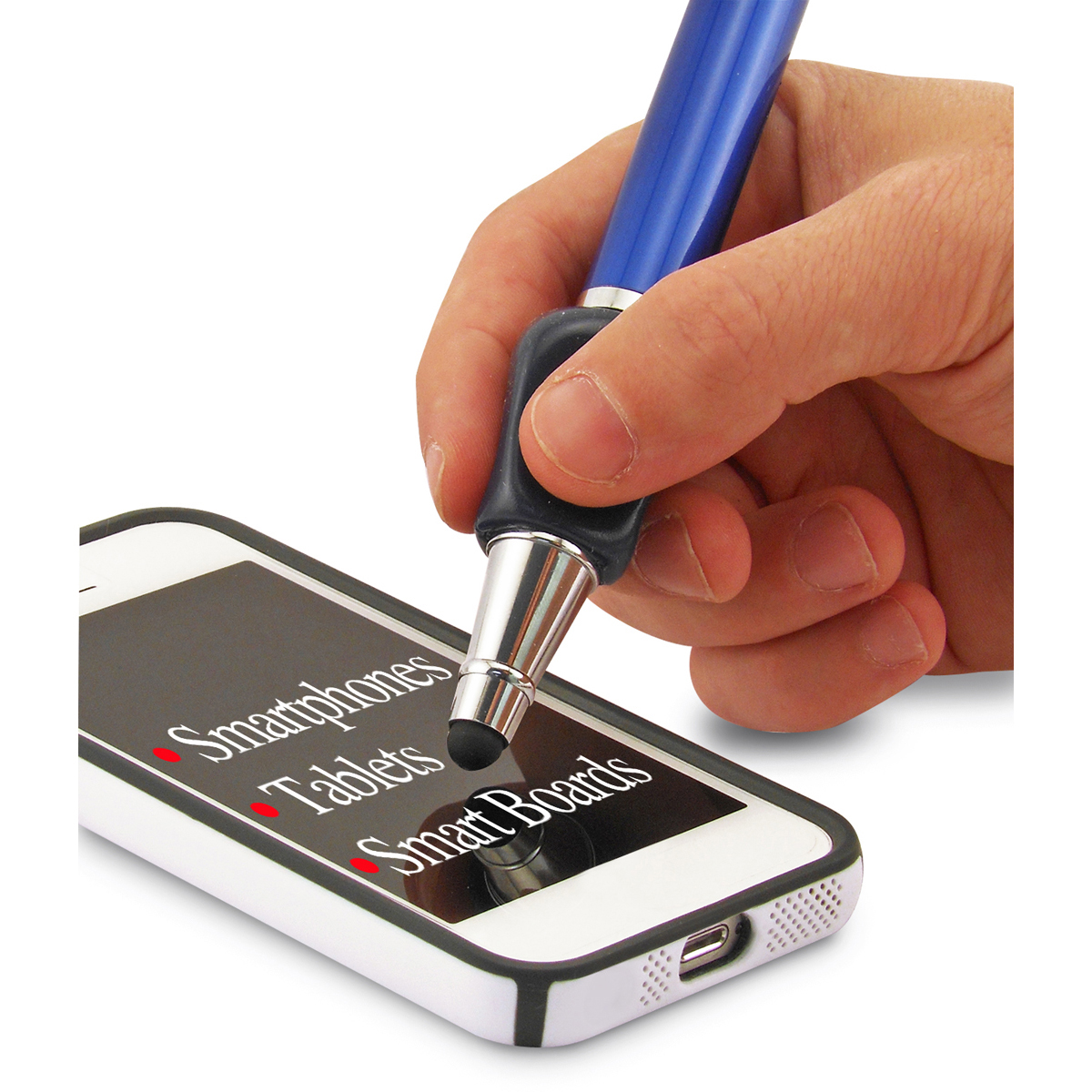 Ergo Stylus With Original Pencil Grip-Black