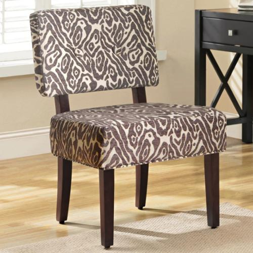 Kinfine USA Inc Sabrina Accent Chair by Overstock