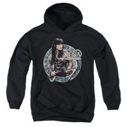 Xena Warrior Princess The Warrior Big Boys Pullover Hoodie