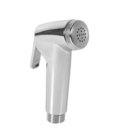 Yosoo Multi-functional ABS Handheld Toilet Bidet Shower Spray Sprayer Single Shower Head, Toilet Bidet,Bidet