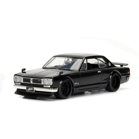 - Brian's Nissan Skyline 2000 GT-R Black from