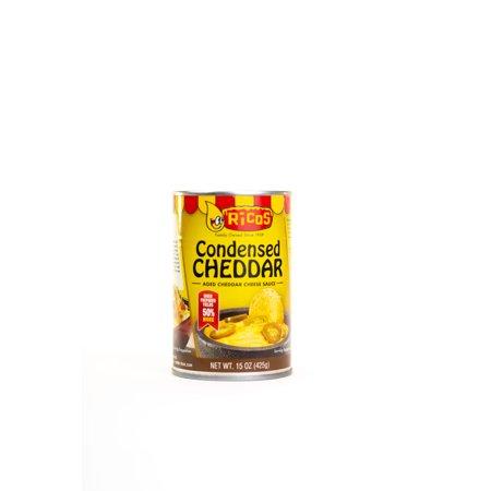 Rico's: Cheddar Cheese Sauce, 15 oz