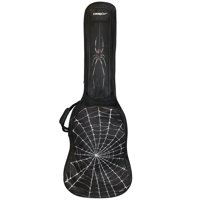 ChromaCast Spider Graphic Electric Guitar Soft Case, Padded Gig Bag