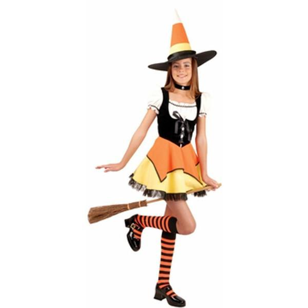 Charades Costumes Child's Candy Corn Witch Costume~Small ...