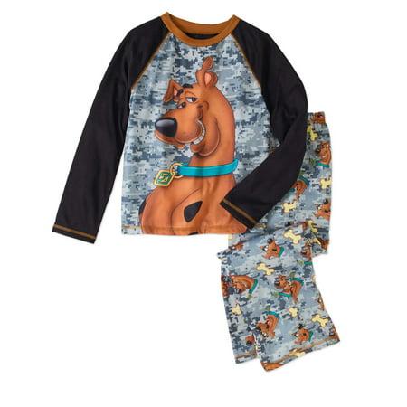 Scooby Doo Boys 2Pc Pajama Set