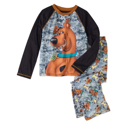 Scooby Doo Boys' 2pc Pajama Set