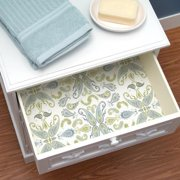 Con-Tact  Brand Creative Covering Self-Adhesive Vinyl Shelf and Drawer Liner, Abbey Sage