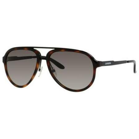 Black Havana Sunglasses - CARRERA Sunglasses 96/S 06C1 Havana Black 58MM