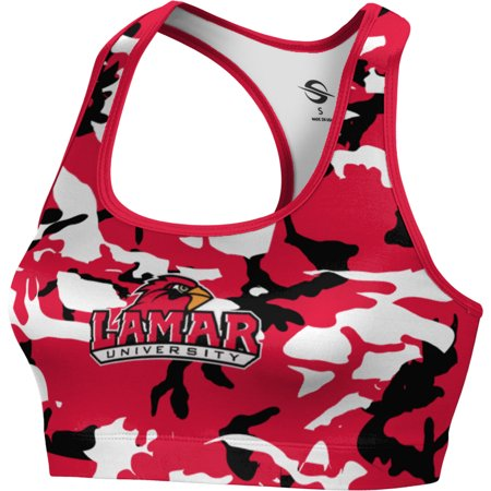 ProSphere Women's Lamar University Camo Sports (Fate Stay Night Unlimited Blade Works Game)