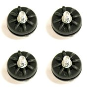 SilenX IXA-GM4 HDD Grommets, Pack of 4