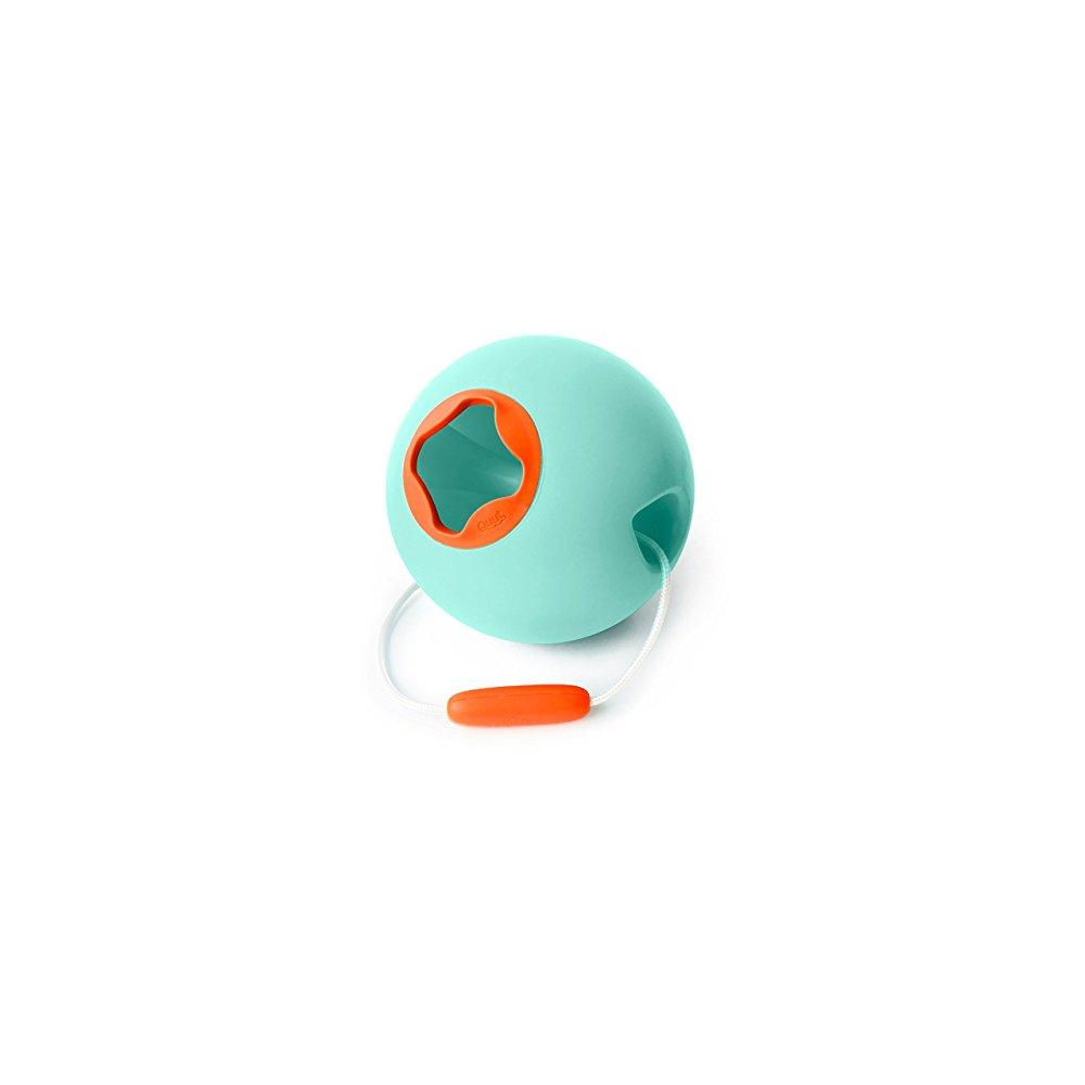 quut ballo preschool beach bucket toy blue by