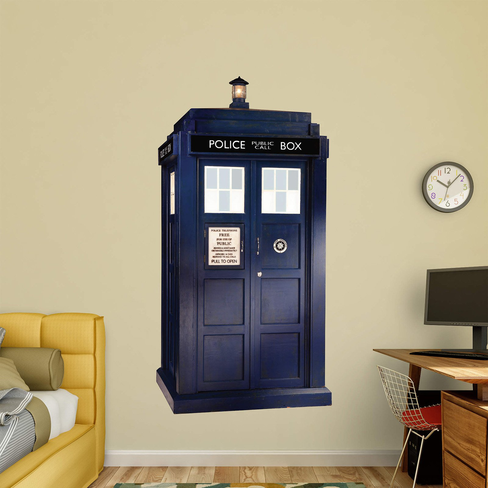 Fathead Doctor Who Tardis Wall Decal
