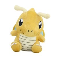 "Pokemon Dragonite 6"" Plush Toy"