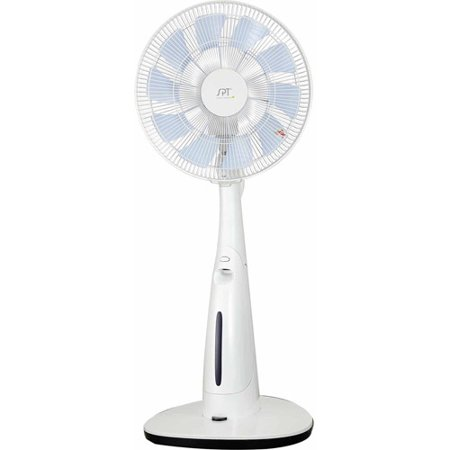 Sunpentown DC-Motor Indoor Misting Fan, White, SF-3314MD - Walmart.com