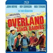 Overland Stage Raiders (Blu-ray)