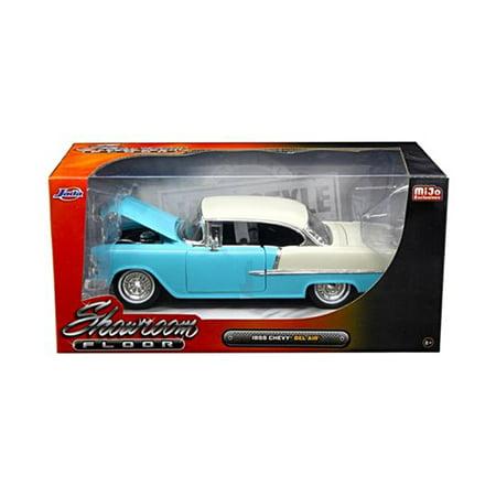 1955 Bel Air Hardtop (1955 Chevrolet Bel Air Hard Top Blue
