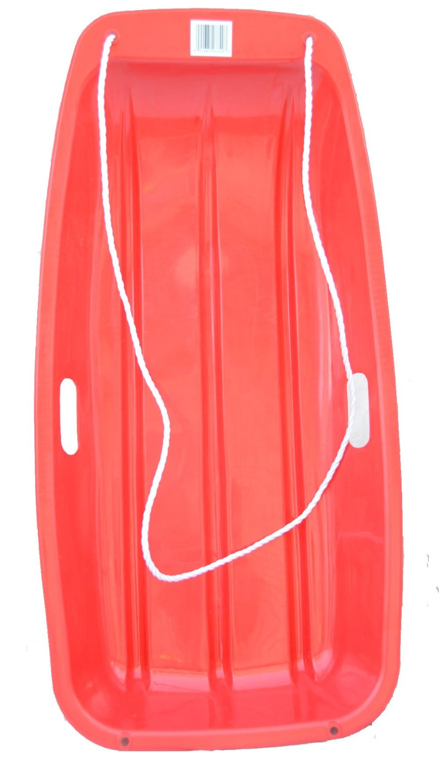 Snow Sled Kids Winter Toboggan Sled Slider 35-inch (RED) by
