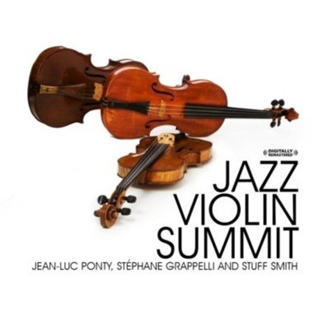 Jazz Violin Summit (CD) -