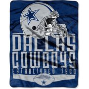 "NFL Dallas Cowboys 55"" x 70"" Silk Touch Throw"