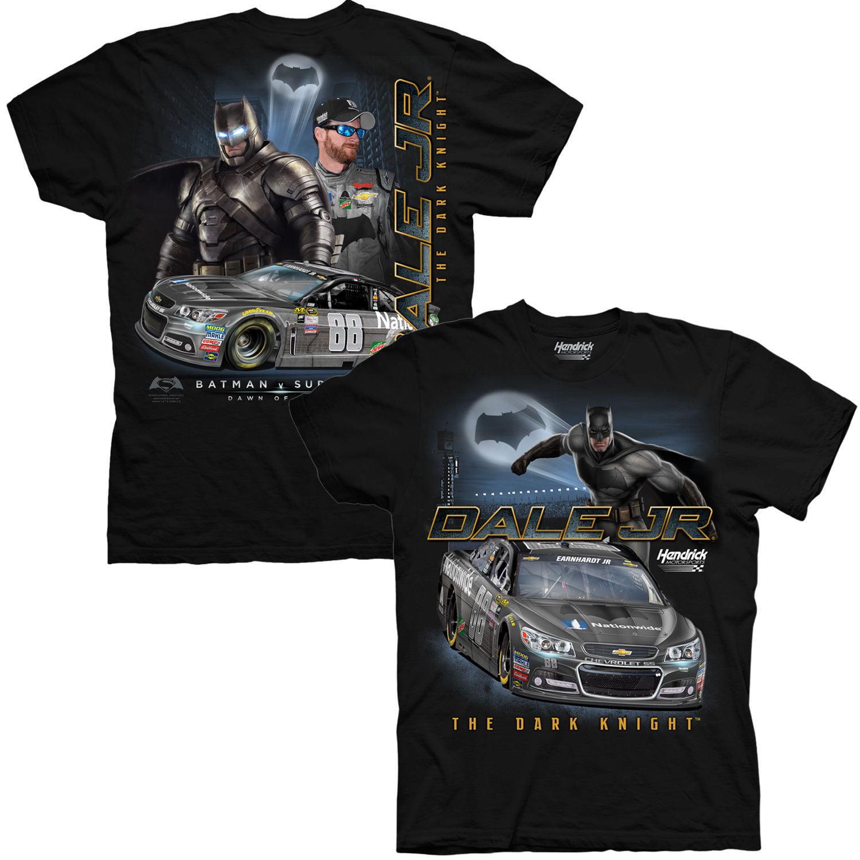 Dale Earnhardt Jr. Hendrick Motorsports Batman T-Shirt by