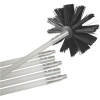 Deflecto 12' Dryer-Duct Cleaning Kit DVBRUSH12K/6