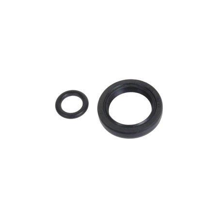 MACs Auto Parts 44-40476 Ford Mustang Automatic Transmission Manual Control Lever Oil Seal - Cruise-O-Matic Or C-4 Or C-6