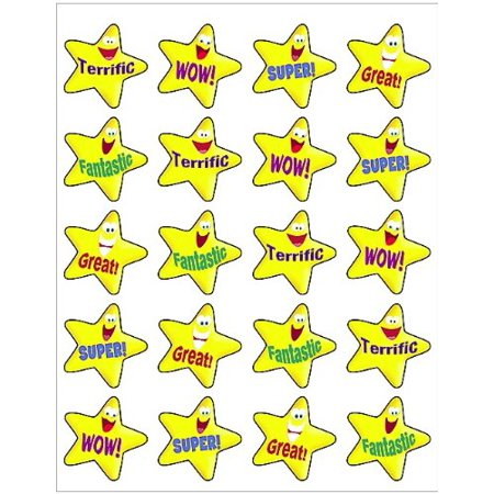 Encouraging Stars Stickers  5126   Dar021ed1 5141 Nintendo Stars Inquirybased Image Design Sticker Print Encouraging Pack Incentive Dar020ed1 Gold Fancy    By Teacher Created Resources