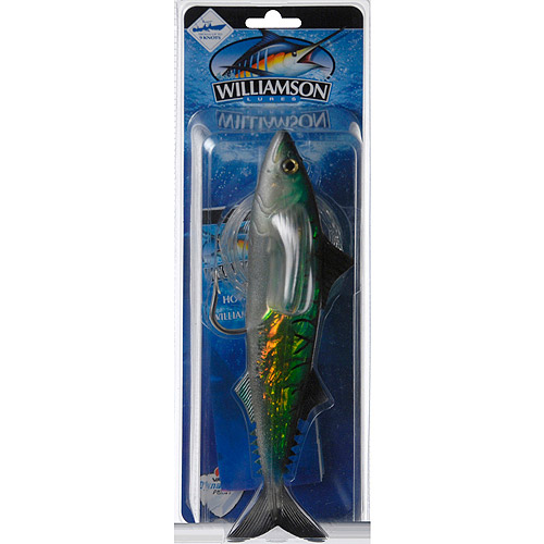 Williamson Live Mackerel 10 Rig, Green