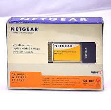 WG511VCNA Netgear 54 Mbps Wireless PC Card by NETGEAR