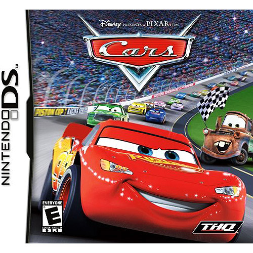 Nintendo DS - Cars