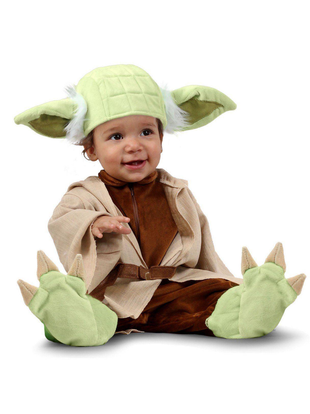 Star Wars Boys Yoda Robe