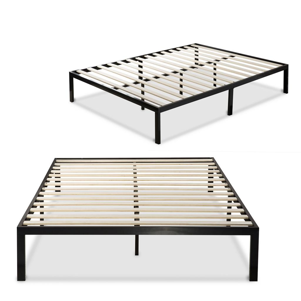 Image Result For Metal Bed Frame No Boxspring Needed
