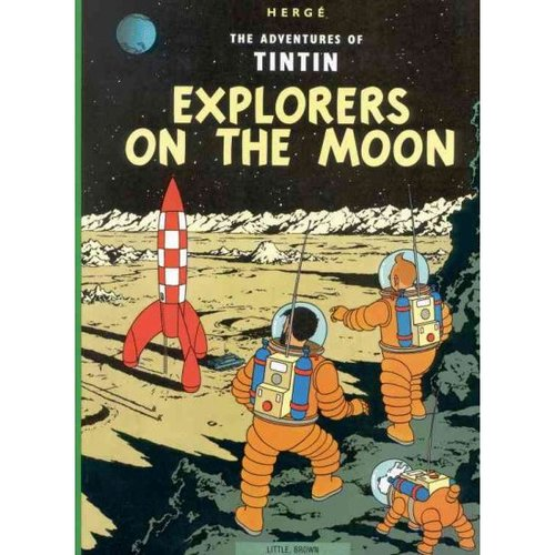 Explorers on the Moon: Adventures of Tintin