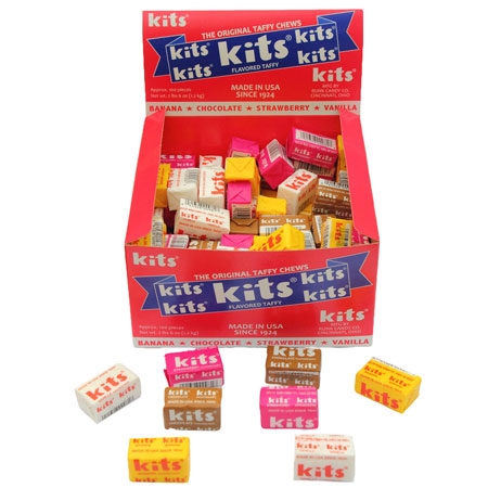 Kits Assorted 100-Piece Box: 1 Count