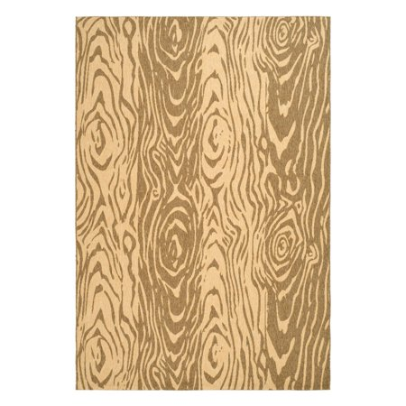Safavieh Martha Stewart Layered Faux Bois Indoor Outdoor Area Rug