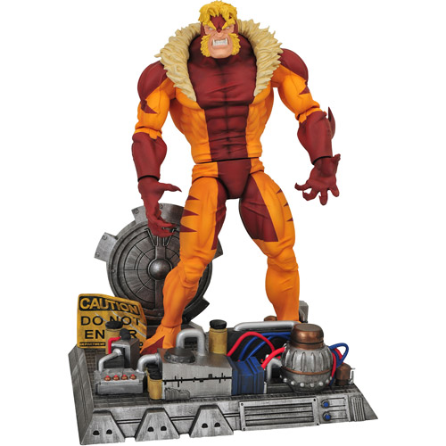 Marvel Select Sabretooth Action Figure by MARVEL