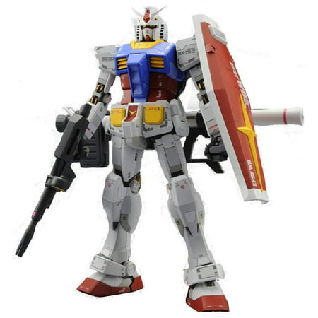 Bandai Hobby MG Gundam RX-78-2 Ver. 3.0 1/100 Scale Model