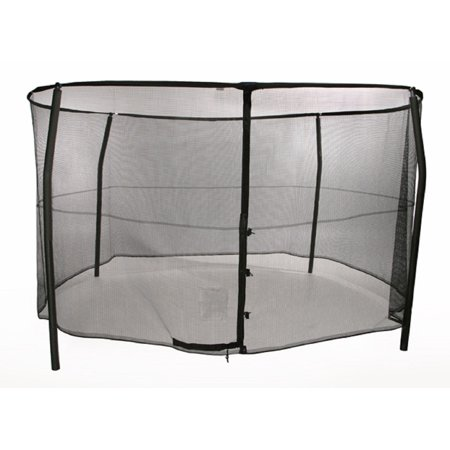 JumpKing 14' Enclosure System (fits round trampolines with 4 legs)
