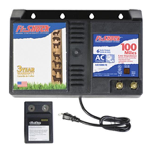 Eight Mile Alabama: Fi-Shock EAC100M-FS 100 Mile Ac 8J Energizer