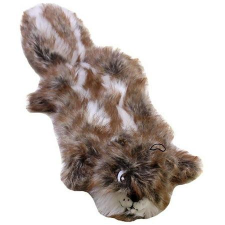 Kyjen Long Body Real Animal Squeaker Mat Sally The