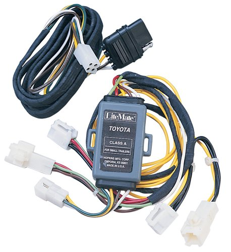 Hopkins Plug-In Simple 43475 T Connector Wiring Kit For Toyota Sienna '98-03