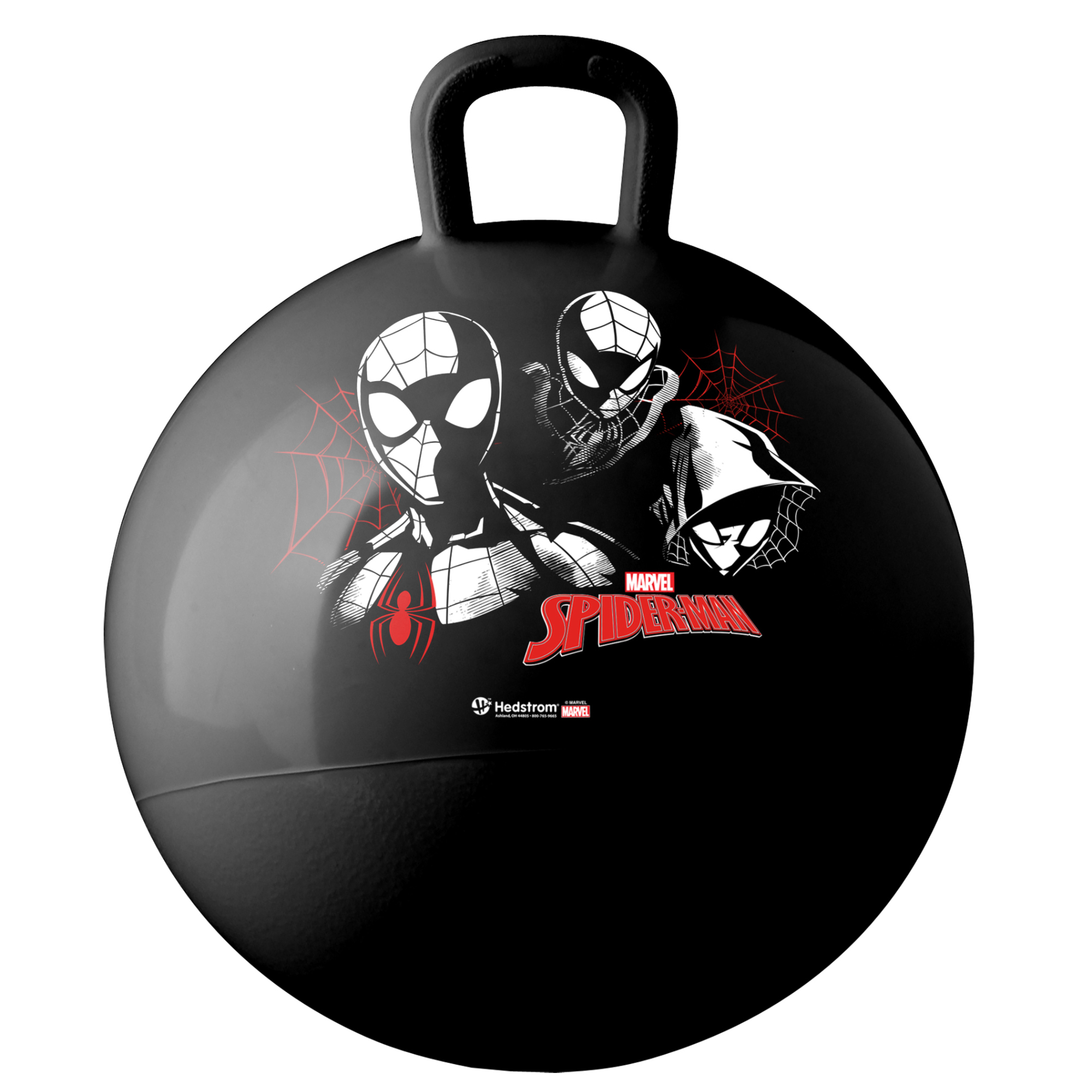 """Hedstrom 15"""" Spiderman Hopper"""