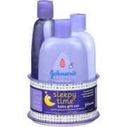 Johnson's Sleepy Time Baby Gift Set, 3 Items